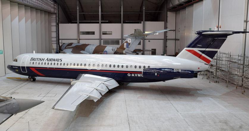 news rh bac1 11jet co uk BAC 1-11 and 747 BAC Aircraft